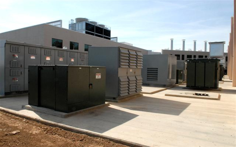 Fort Detrick 99.999% available electrical supply via isoparallel topology microgrid