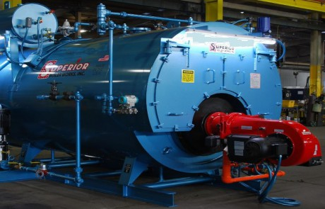 industrial steam decentralization ccad boiler