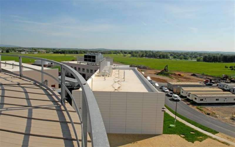 utility-scale energy storage fort detrick thermal