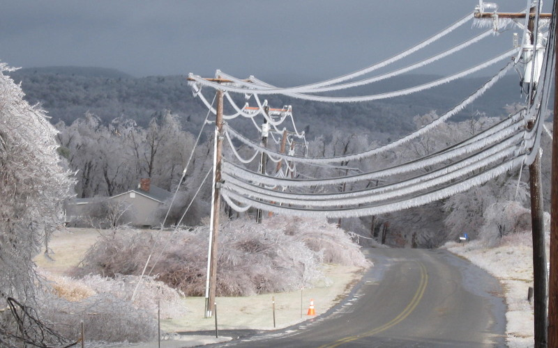Fort Greely Microgrid microgrid-as-a-service severe winter weather