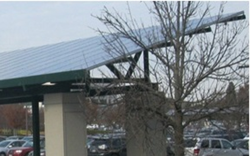 integrated energy surety canopy