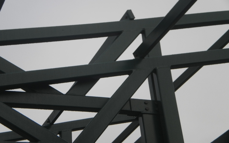 integrated energy surety framing of canopy