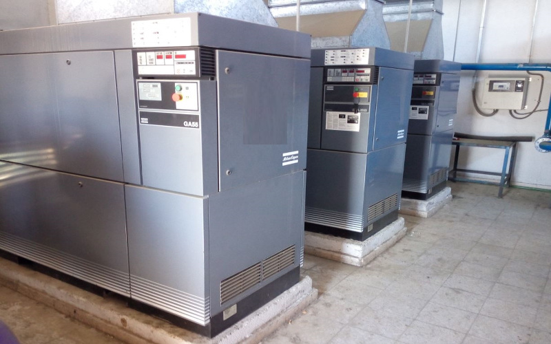 distributed compressed air generators part of approach
