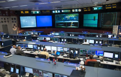 NASA JSC Mission Control Energy Resiliency Critical for Operations