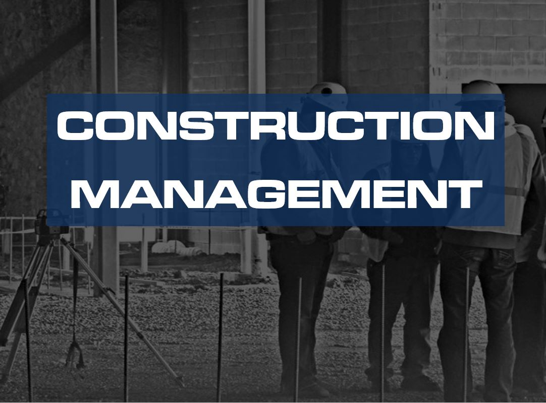 energy project deliverables construction management