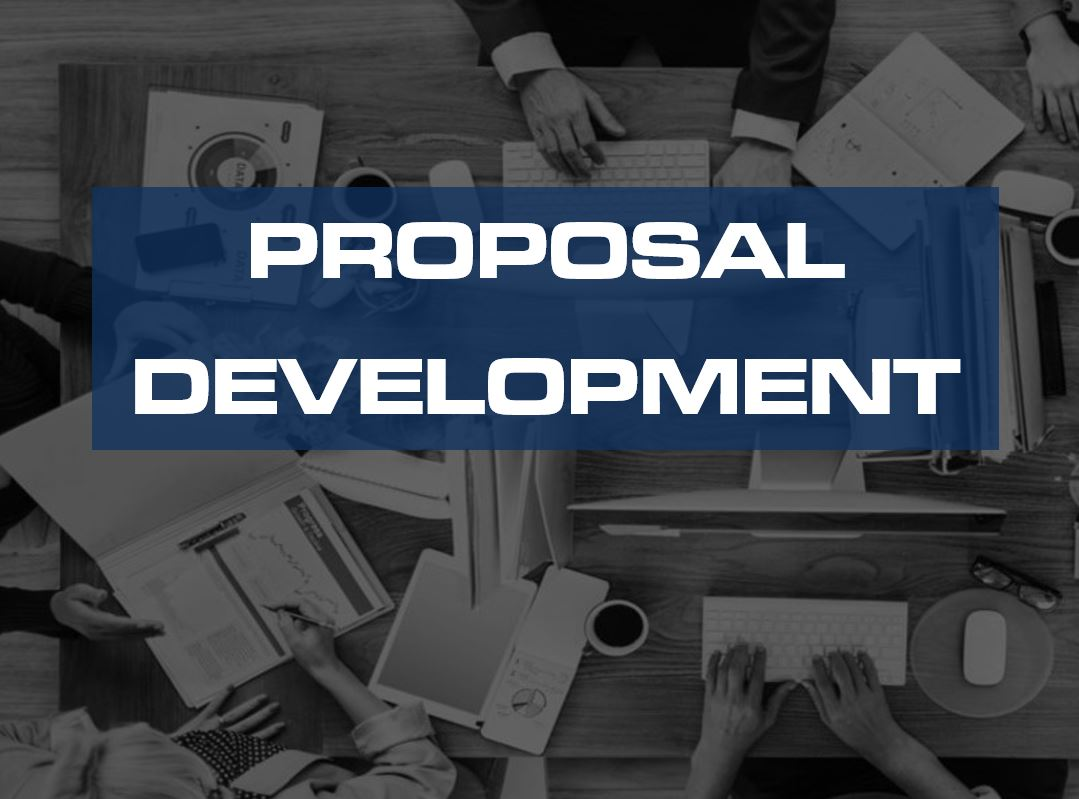 energy project deliverables proposal development
