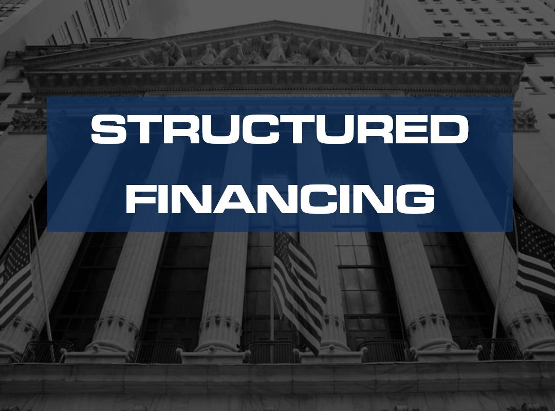 energy project deliverables structured financing
