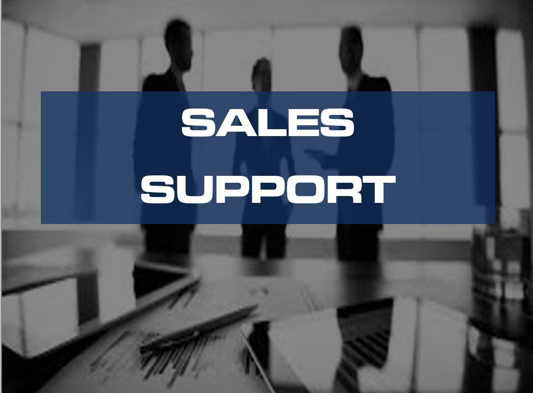 energy project deliverables sales support