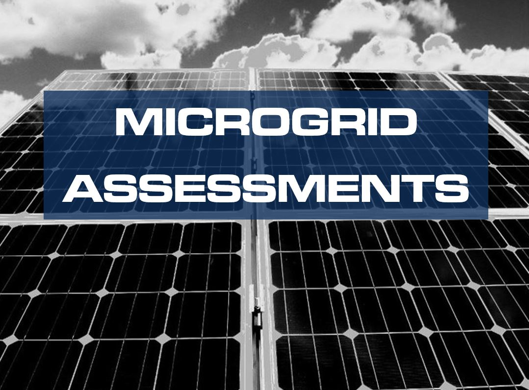 energy project deliverables microgrid assessment