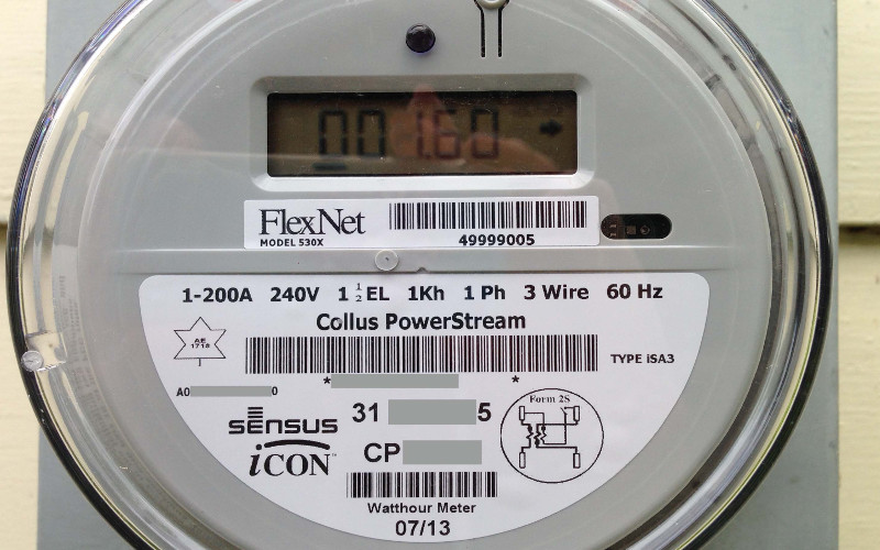 cybersecure smart grid backbone meters energy security